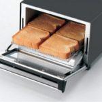 TWINBIRD ミラーガラスオーブントースター