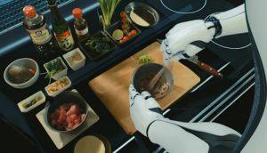 ロボットシェフ