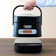 アイリスオーヤマ 炊飯器 IH 3合 RC-IA30