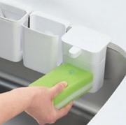 スリムな食器洗剤ディスペンサー