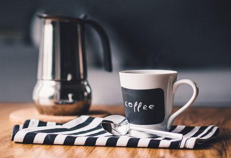 コーヒー用電気ケトル