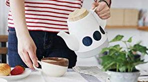 陶器電気ケトル