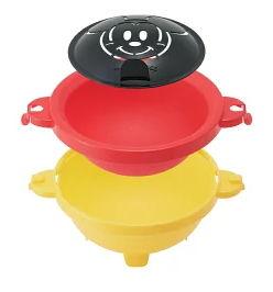 電子レンジ対応 オムライスメーカー 丸型 ミッキーマウス